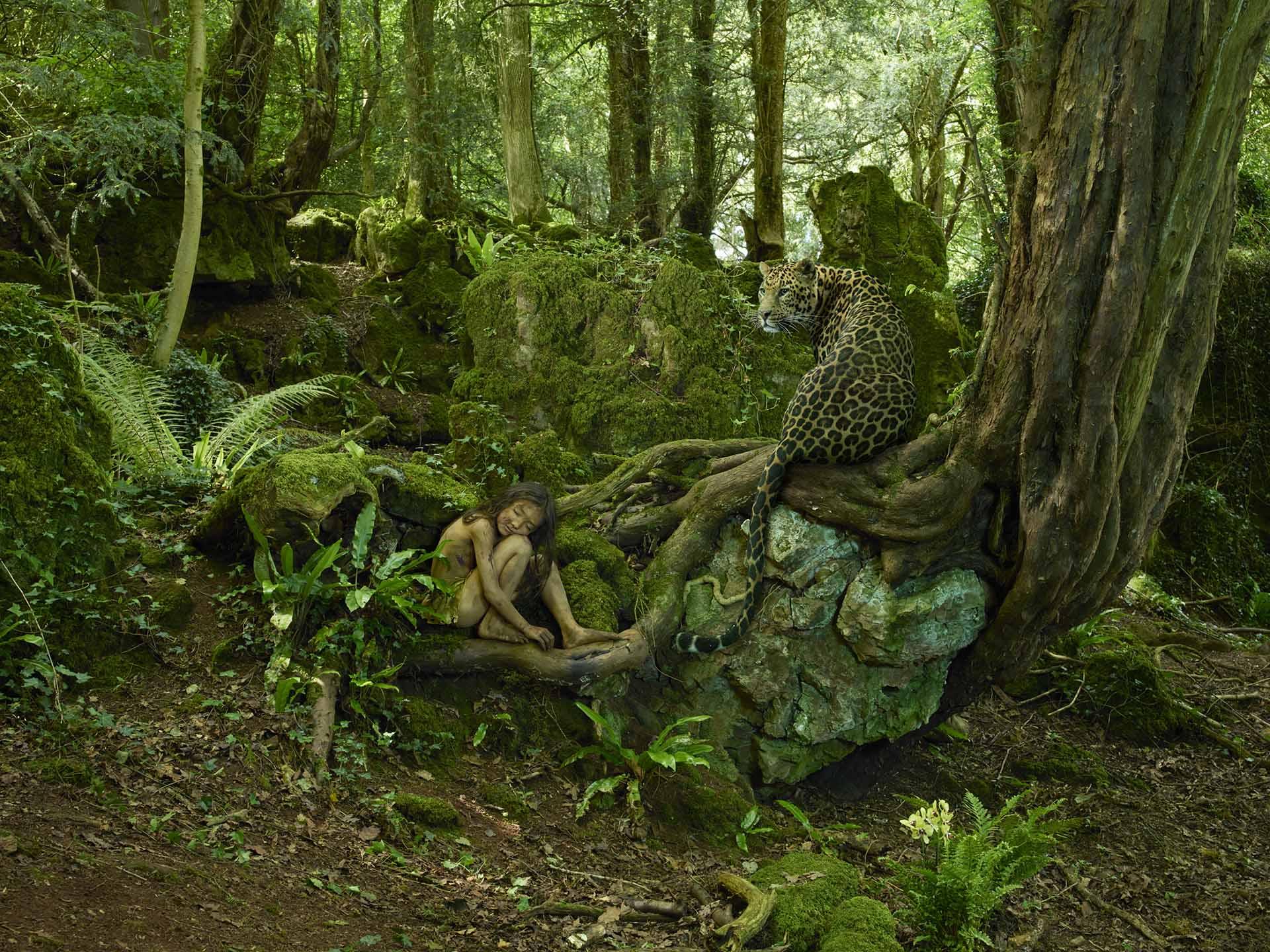 Wild children - feral children | DinoAnimals.com